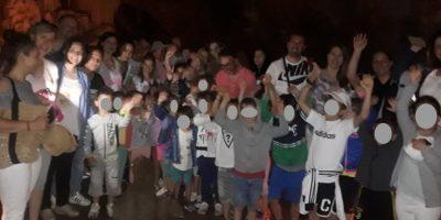 Φωτογραφικό υλικό από την επίσκεψη μας στα Σπήλαια Κάψια