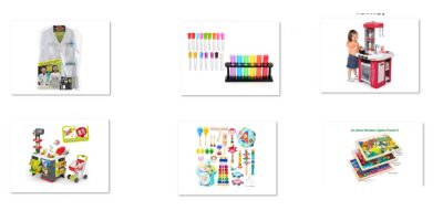 Αγορές εκπαιδευτικού υλικό και παιχνιδιών από τον Σύλλογο Γονέων