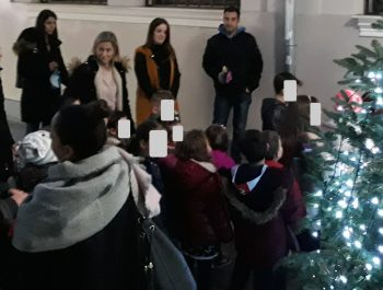 Στολισμός του Χριστουγεννιάτικου Δέντρου!